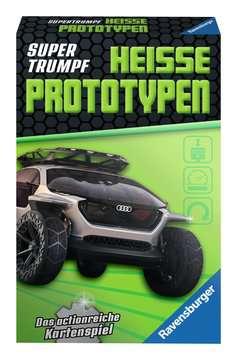 20694 Kartenspiele Heiße Prototypen von Ravensburger 1