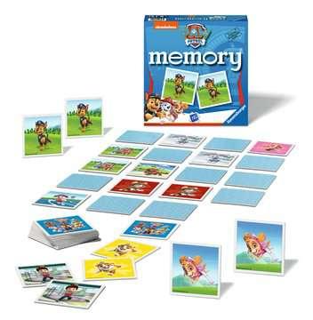 Grand memory® Pat Patrouille Jeux éducatifs;Loto, domino, memory® - Image 2 - Ravensburger