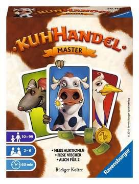 20752 Kartenspiele Kuhhandel Master von Ravensburger 1