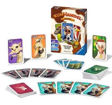 20752 Kartenspiele Kuhhandel Master von Ravensburger 2