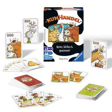 20753 Kartenspiele Kuhhandel von Ravensburger 2
