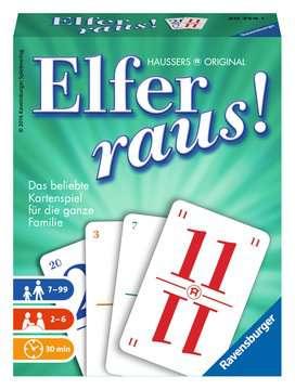 20754 Kartenspiele Elfer raus! von Ravensburger 1