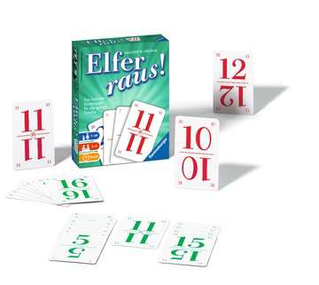 Elfer raus! Spiele;Kartenspiele - Bild 2 - Ravensburger
