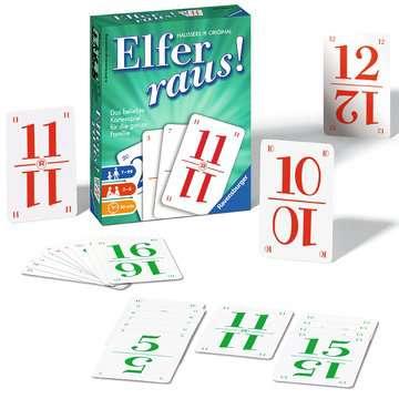 Elfer raus! Spiele;Kartenspiele - Bild 3 - Ravensburger