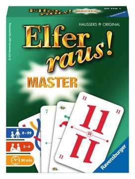 20756 Kartenspiele Elfer raus! Master von Ravensburger 1