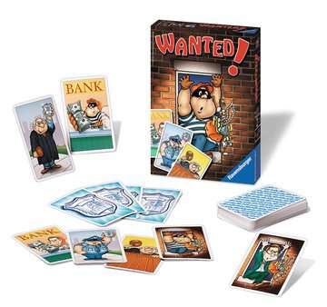 Wanted! Jeux;Jeux pour la famille - Image 2 - Ravensburger