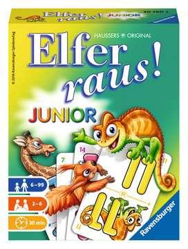 20760 Kartenspiele Elfer raus! Junior von Ravensburger 1