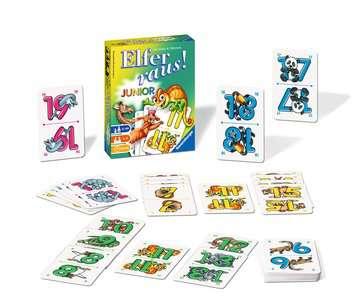 20760 Kartenspiele Elfer raus! Junior von Ravensburger 2