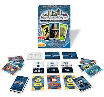 Scotland Yard - Das Kartenspiel Spiele;Kartenspiele - Bild 2 - Ravensburger