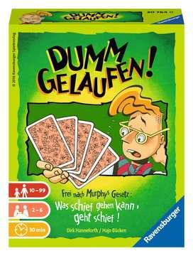 Dumm gelaufen! Spiele;Kartenspiele - Bild 1 - Ravensburger