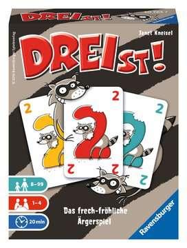 DREIst Spiele;Kartenspiele - Bild 1 - Ravensburger