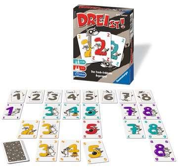 20765 Kartenspiele DREIst von Ravensburger 2