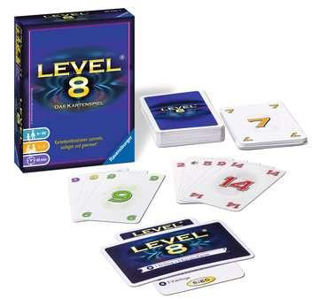 Level 8 Spiele;Kartenspiele - Bild 2 - Ravensburger