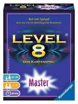 Level 8 Master Spiele;Erwachsenenspiele - Bild 1 - Ravensburger
