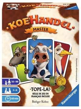Koehandel Master Spellen;Kaartspellen - image 1 - Ravensburger