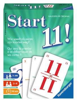 Start 11! Spellen;Kaartspellen - image 1 - Ravensburger