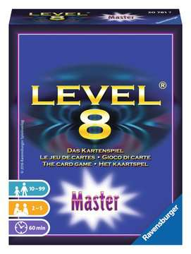 Level 8 master Jeux;Jeux de cartes - Image 1 - Ravensburger