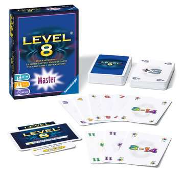 Level 8 master Jeux;Jeux de cartes - Image 2 - Ravensburger