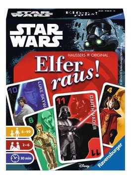 STAR WARS Elfer raus! Spiele;Kartenspiele - Bild 1 - Ravensburger