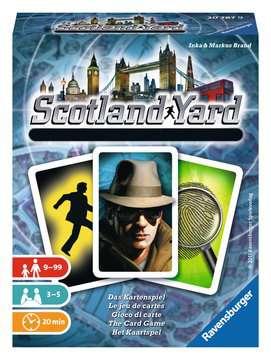 Scotland Yard kaartspel Spellen;Kaartspellen - image 1 - Ravensburger