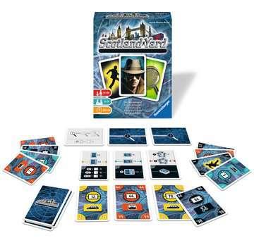 Scotland Yard kaartspel Spellen;Kaartspellen - image 2 - Ravensburger