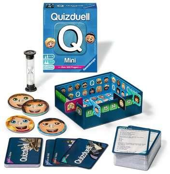 Quizduell Mini Spiele;Kartenspiele - Bild 2 - Ravensburger