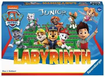 Labyrinthe Junior Pat Patrouille Jeux de société;Jeux enfants - Image 1 - Ravensburger