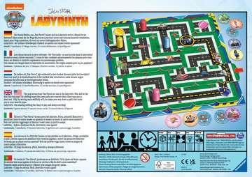 Labyrinthe Junior Pat Patrouille Jeux de société;Jeux enfants - Image 2 - Ravensburger