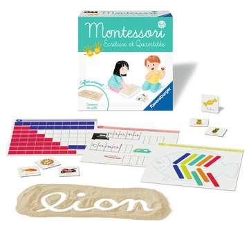 Montessori - Ecriture et quantités Jeux éducatifs;Premiers apprentissages - Image 3 - Ravensburger