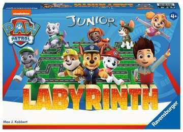 Labyrinth Junior Tlapková patrola Hry;Zábavné dětské hry - obrázek 1 - Ravensburger