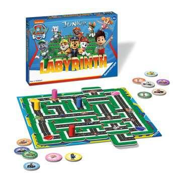 Labyrinth Junior Tlapková patrola Hry;Zábavné dětské hry - obrázek 2 - Ravensburger