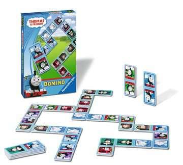 Thomas & Friends Dominoes Games;Children s Games - image 2 - Ravensburger