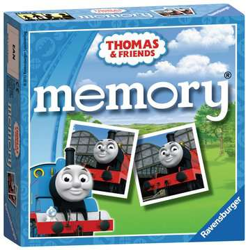 Thomas & Friends Mini memory Games;memory® - image 1 - Ravensburger