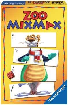 Zoo Mixmax Spil;Børnespil - Billede 1 - Ravensburger