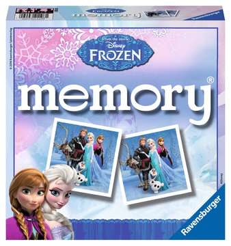 Disney Frozen memory® Spil;Børnespil - Billede 1 - Ravensburger