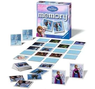 Disney Frozen memory® Juegos;Juegos educativos - imagen 2 - Ravensburger