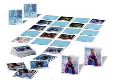 Disney Frozen memory® Spil;Børnespil - Billede 3 - Ravensburger