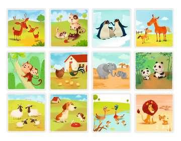 Mein erstes XL memory® Tiere Spiele;Kinderspiele - Bild 3 - Ravensburger