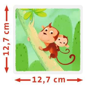 Mein erstes XL memory® Tiere Spiele;Kinderspiele - Bild 5 - Ravensburger