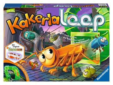 21123 Kinderspiele Kakerlaloop von Ravensburger 1