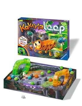 Kakerlaloop Spiele;Kinderspiele - Bild 6 - Ravensburger