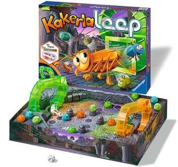 Kakerlaloop Spiele;Kinderspiele - Bild 7 - Ravensburger