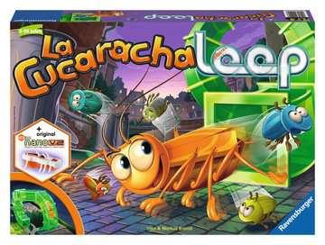 La Cucaracha Loop Spellen;Vrolijke kinderspellen - image 1 - Ravensburger