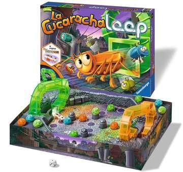 La Cucaracha Loop Spellen;Vrolijke kinderspellen - image 2 - Ravensburger