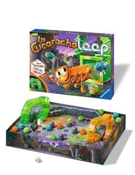 La Cucaracha Loop Spellen;Vrolijke kinderspellen - image 3 - Ravensburger