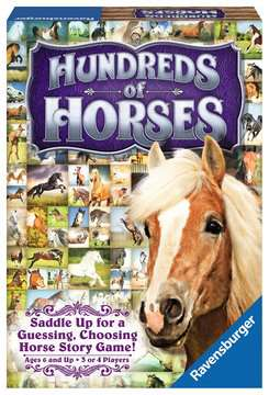 Hundreds of Horses Games;Children's Games - image 1 - Ravensburger