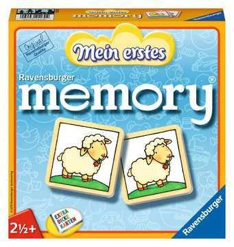 21130 Kinderspiele Mein erstes memory® von Ravensburger 1