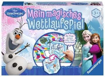 Disney Die Eiskönigin Mein magisches Wettlaufspiel Spiele;Kinderspiele - Bild 1 - Ravensburger