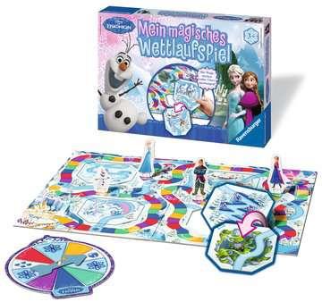Disney Die Eiskönigin Mein magisches Wettlaufspiel Spiele;Kinderspiele - Bild 2 - Ravensburger