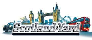 Scotland Yard Junior Hry;Zábavné dětské hry - image 3 - Ravensburger